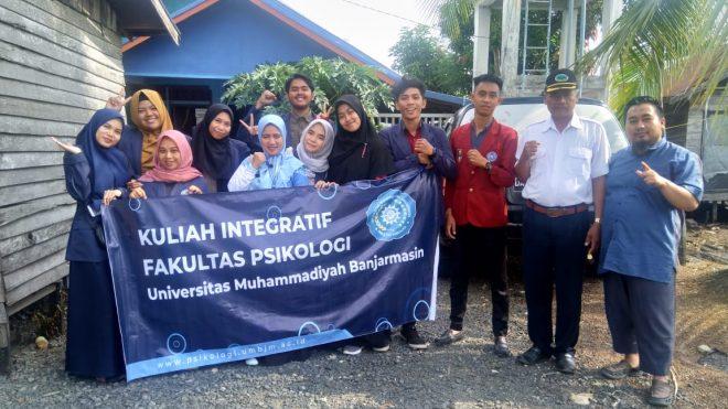 Kuliah Integratif: Desa Puntik Tengah