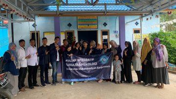 Kuliah Integratif: Desa Pantai Hambawang, Mandastana