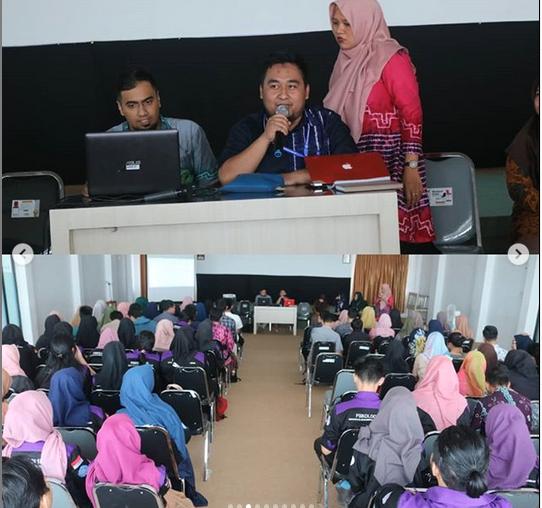 Agenda: Silaturahmi Rutin Sem Ganjil TA 2019/2020
