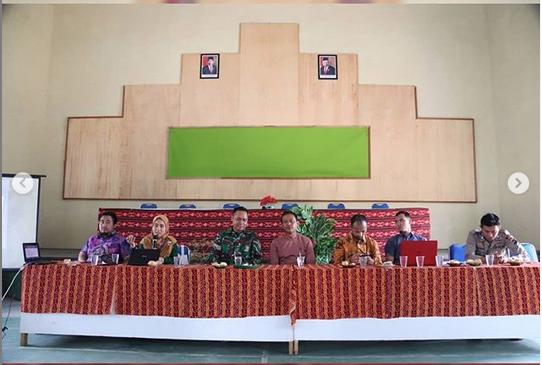 Kuliah Integratif: Presentasi Kuliah Integratif di Kec Mandastana, Kab Batola