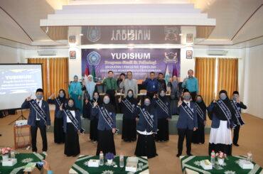 Yudisium Angkatan I Prodi S1 Psikologi Fakultas Psikologi UM Banjarmasin
