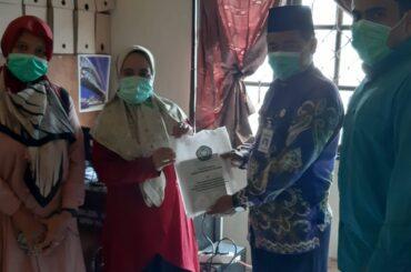 Kunjungan Ke Kantor Kecamatan Anjir Pasar, Barito Kuala untuk Menjadi Lokasi Kuliah Integratif
