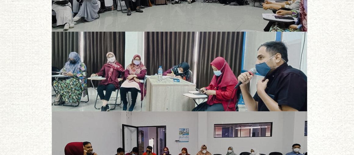 Psikologi UM Banjarmasin Tuan Rumah APSI PTMA 2021 | Rapat Persiapan