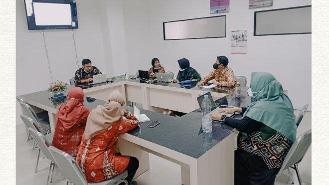 Rapat Peninjauan Kurikulum S1 Psikologi Fakultas Psikologi UM Banjarmasin