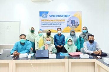 Workshop Penyusunan IKU dan IKT Fak Psikologi UMB